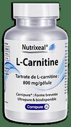 L-Carnitine Nutrixeal Sport Info