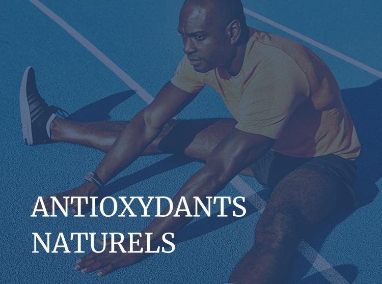 antioxydants naturels nutrixeal