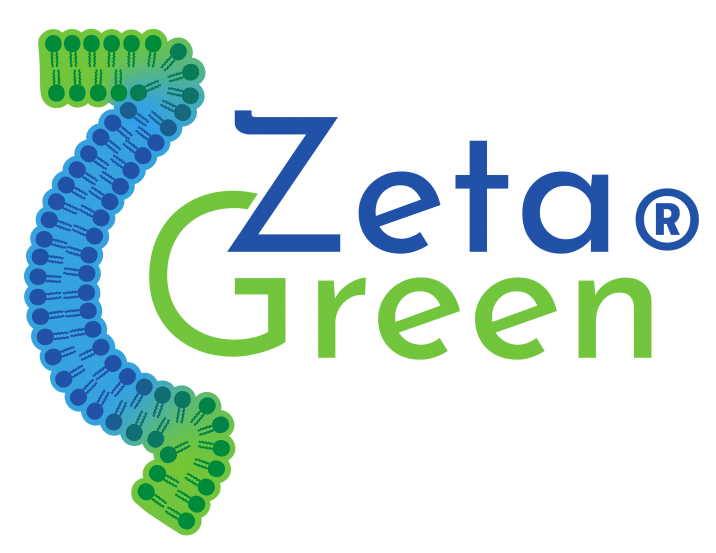 ZetaGreen Nutrixeal technologie d'encapsulation liposomale.