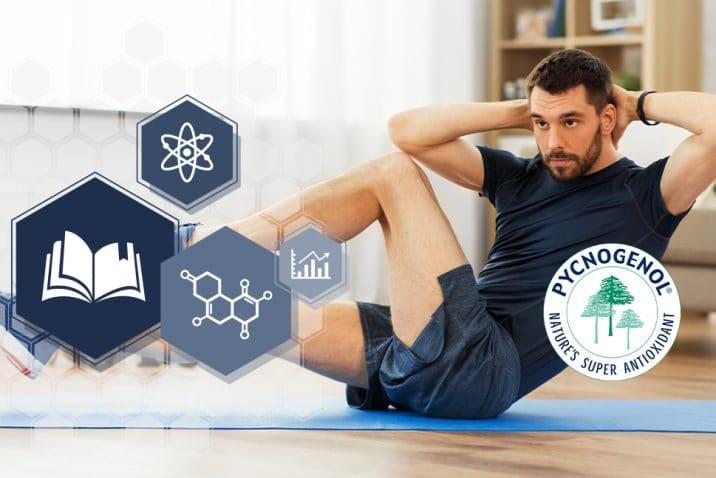 Pycnogenol etude scientifiques sur les sportifs